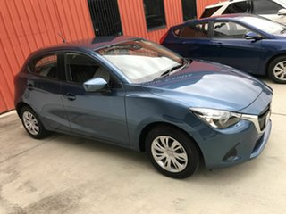 2019 Mazda 2 DJ2HA6 Neo SKYACTIV-MT Blue 6 Speed Manual Hatchback