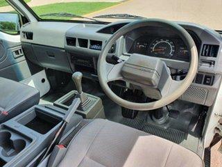2012 Mitsubishi Express SJ MY12 MWB White 5 Speed Manual Van