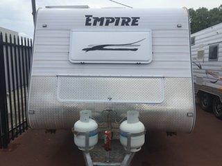 2011 Empire Retreat Caravan.