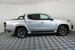 2019 Mitsubishi Triton MR MY20 GLS Double Cab Premium Sterling Silver 6 Speed Sports Automatic