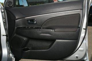 2011 Mitsubishi ASX XA MY11 2WD Cool Silver 5 Speed Manual Wagon