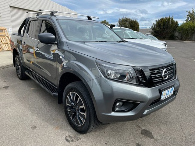 Used Nissan Navara D23 S4 MY20 ST Devonport, 2020 Nissan Navara D23 S4 MY20 ST Slate Grey 7 Speed Sports Automatic Utility