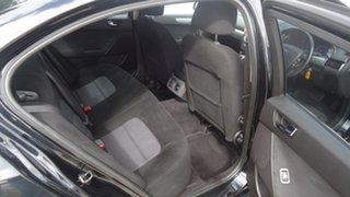 2010 Ford Falcon FG G6 Black 5 Speed Sports Automatic Sedan
