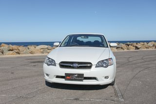 2006 Subaru Liberty B4 MY06 2.0R AWD White 4 Speed Automatic Sedan