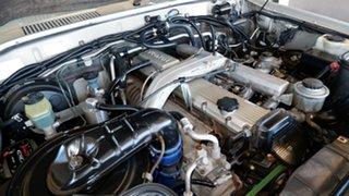 1996 Toyota Landcruiser HZJ80R GXL Gold 5 Speed Manual Wagon