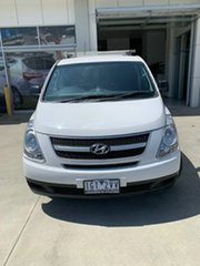 2015 Hyundai iLOAD TQ2-V MY15 White 6 Speed Manual Van.