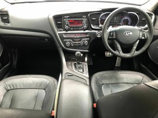 2012 Kia Optima TF MY12 Platinum Black 6 Speed Sports Automatic Sedan