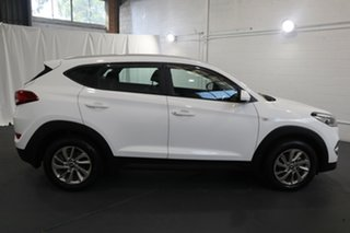 2017 Hyundai Tucson TLe MY17 Active AWD White 6 Speed Sports Automatic Wagon