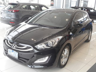 2013 Hyundai i30 GD SE Coupe 6 Speed Sports Automatic Hatchback
