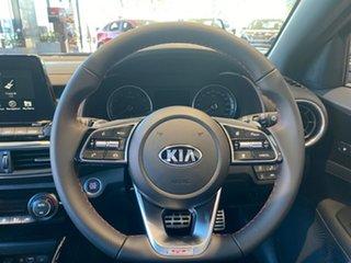 2021 Kia Cerato BD MY21 GT DCT Sunset Orange 7 Speed Sports Automatic Dual Clutch Sedan