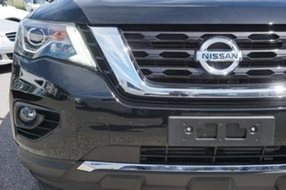 2019 Nissan Pathfinder R52 Series III MY19 Ti X-tronic 4WD Black 1 Speed Constant Variable Wagon