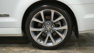 2013 Holden Ute VF MY14 SS V Ute Heron White 6 Speed Sports Automatic Utility