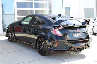 2018 Honda Civic 10th Gen MY18 Type R Black 6 Speed Manual Hatchback.