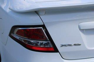 2012 Ford Falcon FG MkII XR6 White 6 Speed Sports Automatic Sedan