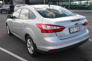 2013 Ford Focus LW MkII Trend PwrShift Ingot Silver 6 Speed Sports Automatic Dual Clutch Sedan