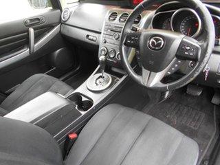 2010 Mazda CX-7 ER10L2 Classic Activematic Blue 5 Speed Sports Automatic Wagon