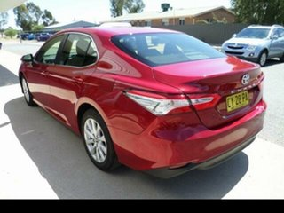 2019 Toyota Camry Camry Ascent 2.5L Petrol Automatic Sedan Feverish Red Automatic Sedan