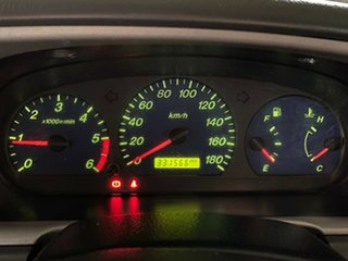 2004 Mazda Bravo B2500 DX Bravo Plus White 5 Speed Manual Utility