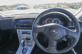 2006 Subaru Liberty B4 MY06 2.0R AWD White 4 Speed Automatic Sedan.