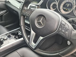 2015 Mercedes-Benz E-Class W212 806MY E200 7G-Tronic + White 7 Speed Sports Automatic Sedan