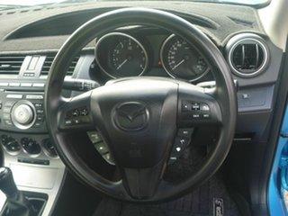 2010 Mazda 3 BL10F1 MY10 Neo Blue 6 Speed Manual Sedan