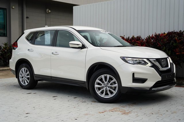 Used Nissan X-Trail T32 Series II ST X-tronic 4WD Cairns, 2019 Nissan X-Trail T32 Series II ST X-tronic 4WD White 7 Speed Constant Variable Wagon