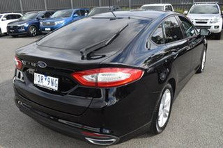 2018 Ford Mondeo MD 2018.25MY Ambiente Black 6 Speed Sports Automatic Dual Clutch Hatchback.