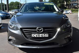 2014 Mazda 3 BM5478 Maxx SKYACTIV-Drive Grey 6 Speed Sports Automatic Hatchback