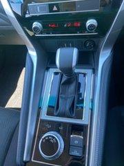 2020 Mitsubishi Pajero Sport QF MY20 GLX Silver 8 Speed Sports Automatic Wagon