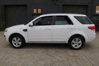 2014 Ford Territory SZ TX (RWD) 6 Speed Automatic Wagon