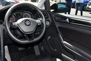 2017 Volkswagen Golf VII MY17 110TSI DSG Highline Black 7 Speed Sports Automatic Dual Clutch