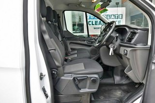 2019 Ford Transit Custom VN 2018.75MY 300S (Low Roof) White 6 Speed Manual Van