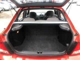 2000 Hyundai Accent LC GL Vermillion 5 Speed Manual Hatchback