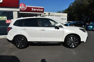 2016 Subaru Forester S4 MY16 2.0D-S AWD White 6 Speed Manual Wagon.