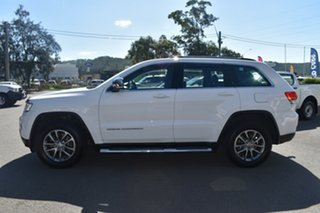 2014 Jeep Grand Cherokee WK MY15 Laredo 4x2 White 8 Speed Sports Automatic Wagon