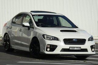 2015 Subaru WRX V1 MY16 Premium AWD White 6 Speed Manual Sedan.