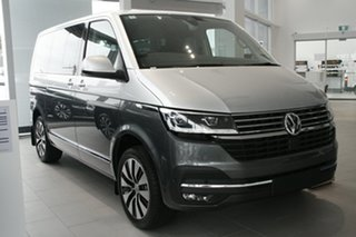 2020 Volkswagen Multivan T6.1 MY20 TDI340 SWB DSG Cruise Edition Grey 7 Speed.