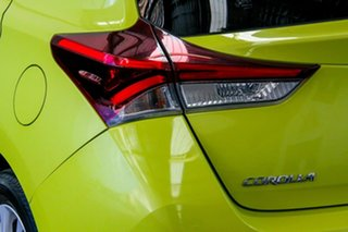 2017 Toyota Corolla ZRE182R MY17 Ascent Sport Citrus 7 Speed CVT Auto Sequential Hatchback