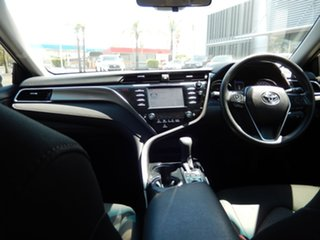 2018 Toyota Camry AXVH71R Ascent (Hybrid) Frosted White Continuous Variable Sedan