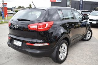 2011 Kia Sportage SL SI Black 6 Speed Sports Automatic Wagon