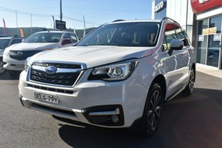 2016 Subaru Forester S4 MY16 2.0D-S AWD White 6 Speed Manual Wagon