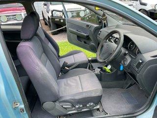 2008 Hyundai Getz TB MY07 S Blue 5 Speed Manual Hatchback