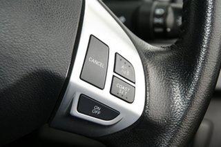 2013 Mitsubishi Lancer CJ MY13 LX Sportback Black 5 Speed Manual Hatchback