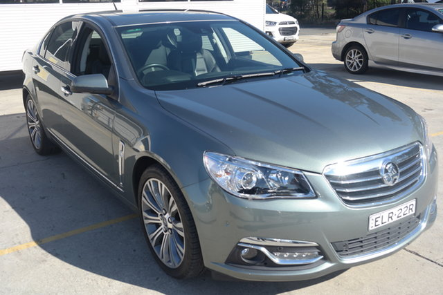 Used Holden Calais VF MY14 V Maryville, 2013 Holden Calais VF MY14 V Grey 6 Speed Sports Automatic Sedan