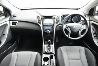 2012 Hyundai i30 GD Elite Silver 6 Speed Sports Automatic Hatchback.