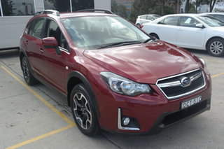 2015 Subaru XV G4X MY15 2.0i Lineartronic AWD Red 6 Speed Constant Variable Wagon.
