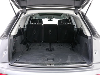 2017 Audi Q7 4M MY17 3.0 TDI Quattro Grey 8 Speed Automatic Tiptronic Wagon