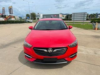 2018 Holden Commodore ZB MY18 LT Liftback Red/180718 9 Speed Sports Automatic Liftback