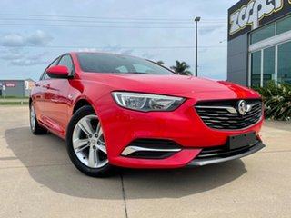 2018 Holden Commodore ZB MY18 LT Liftback Red/180718 9 Speed Sports Automatic Liftback.