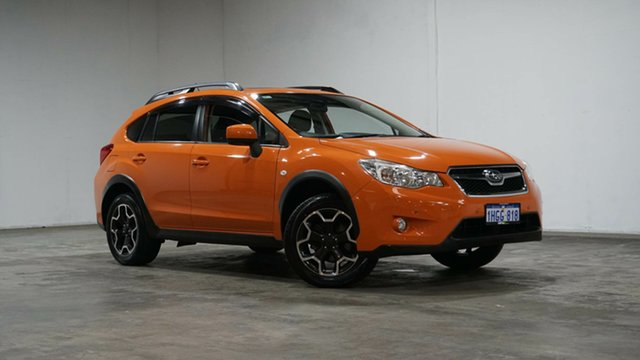 Used Subaru XV G4X MY12 2.0i-L Lineartronic AWD Welshpool, 2011 Subaru XV G4X MY12 2.0i-L Lineartronic AWD Orange 6 Speed Constant Variable Wagon